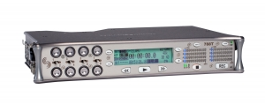 Figure 1.8 Sound Devices 788t 12-channel multi-track recorder