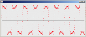 Figure 2.58 Creating a square wave in Java