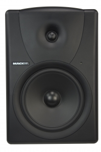 Figure 1.23 Mackie MR8 reference monitor loudspeaker
