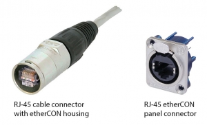 Figure 1.37 RJ-45 connectors