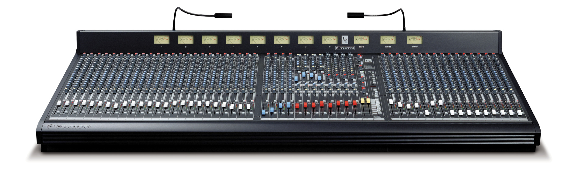 15 Setting Up Your Work Environment Digital Sound Music 1000 Ideas About Buffer Amplifier On Pinterest Audio Figure 143 Soundcraft K2 Analog Mixing Console