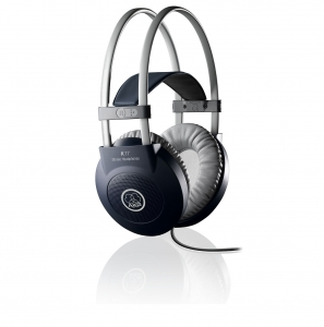 Figure 1.24 AKG K-77 closed back studio headphones