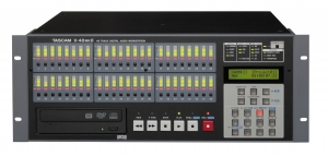 Figure 1.9 Tascam X-48 mkII dedicated 48-channel multi-track recorder